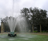 Popp Fountain Working for First Time Since Hurricane Katrina