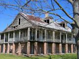 The Godchaux-Reserve Plantation House