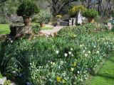 The Ruins Garden - March 2007