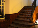 Ursuline Convent - Oldest Staircase in the Mississippi River Valley