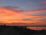 Evening Tide on Lake Pontchartrain