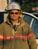 Fire Chief Terry Perilloux