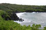 Waianapanapa - Black Sand Beach