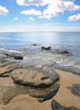 Laniakea Beach - Stone & Ocean