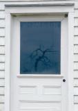 Door reflection