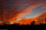 February 2nd, 2007 - Sunset off of Mopac 9578