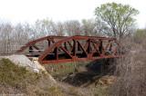 RR Bridge - Barton Spring, Fayette County