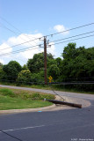 June 2nd, 2007 - Broken Power Pole 16738