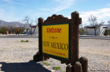 New Mexico Rest Area