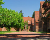 Courtyard At Cranbrook School
