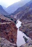 The Ghizar River