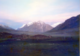 Shandur Top clearing