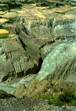 Chitral River gorge