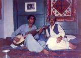 Ustad Bakhtiare and Shah Wali