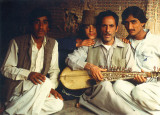 Mukhtiare Ustaz and  friends