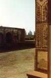Badshahi Mosque from Shahi Qilla