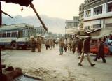 Landi Kotal-Main bazaar