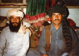 Two Afghanis
