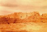 Remains of city walls