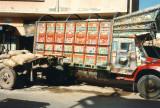 Red Truck - Peshawar