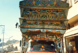Truck front - Peshawar