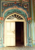 Mosque doorway