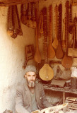 Masoom Qader Khan - instrument maker