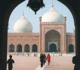Badshahi Thru Front Entrance