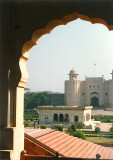 Shahi Qilla from Badshahi Mosque