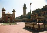 Wazir Khan Courtyard