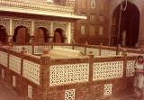 Wazir Khan Mosque Tomb