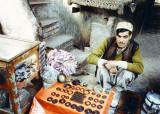 Street Salesman Landi Kotal