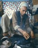 Local Craftsman      Landi Kotal