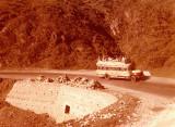 Bus in Khyber