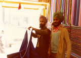 Sikh cloth merchants