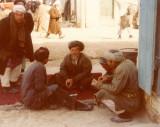 Rug merchants