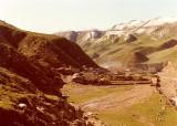 Coming up to Sabzak Pass