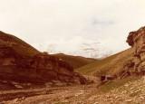 Heading to the Sabzak Pass