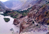 Ghizar River after Pingal