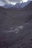 Batura Glacier meltoff - 1