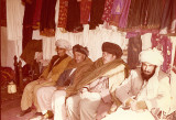 Haji Haleem Makoo and friends