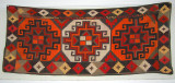 Turkoman cross-stitch