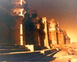 Varanasi -Ghats at night