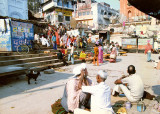 The ghat barber