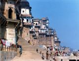 Varanasi-ghats and steps