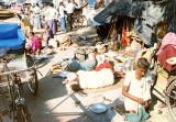 Varanasi-lepers