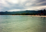 Chaweng Beach-looking south