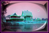 Thai Temple Moon