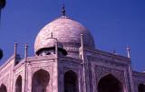 Taj-dome detail