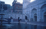 Mahabat Khan Mosque-courtyard and pool